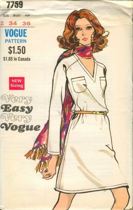 Vogue 7759 A