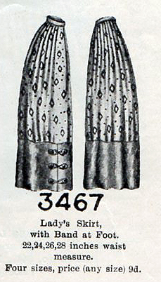 Madame Weigel's 3467