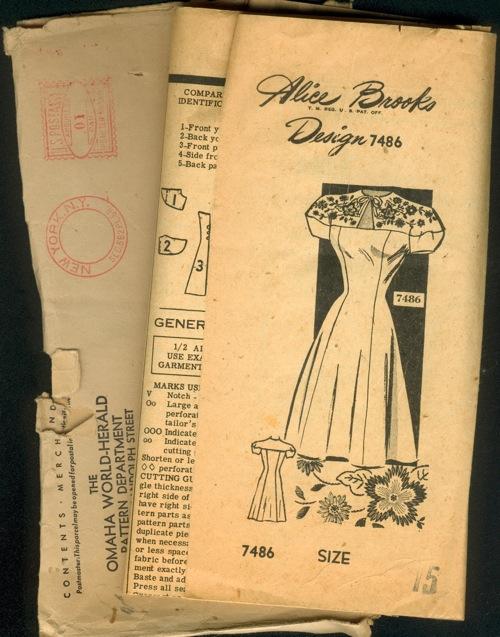 Alice Brooks 7486