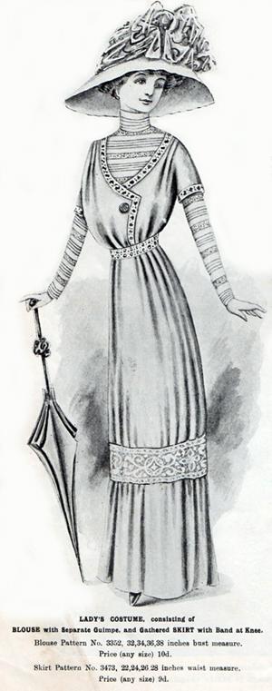 Madame Weigel's 3352