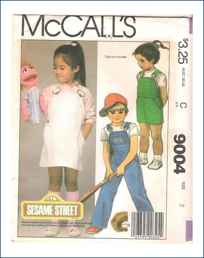 McCall's 9004 B