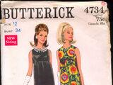 Butterick 4734