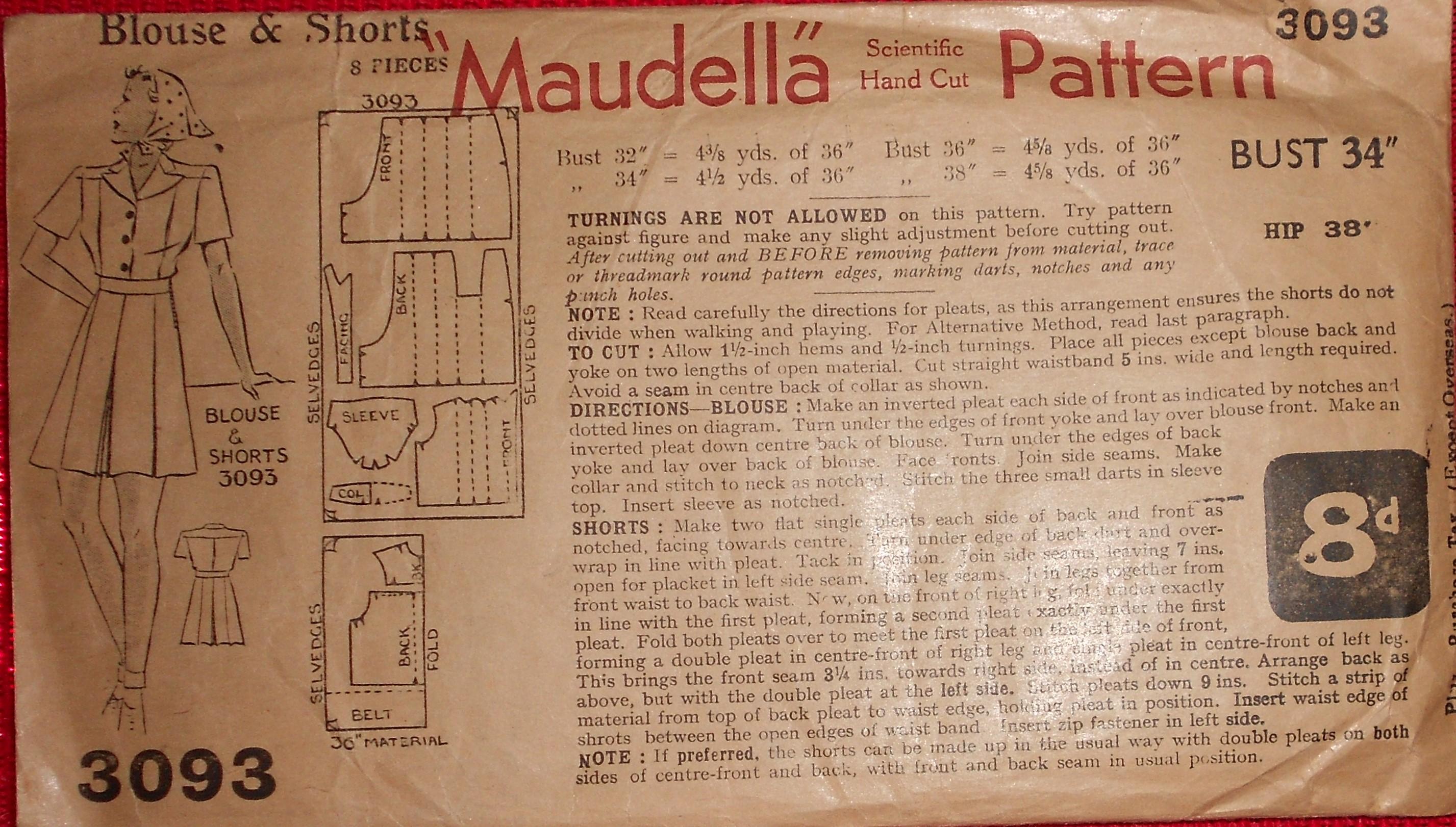Maudella 3093