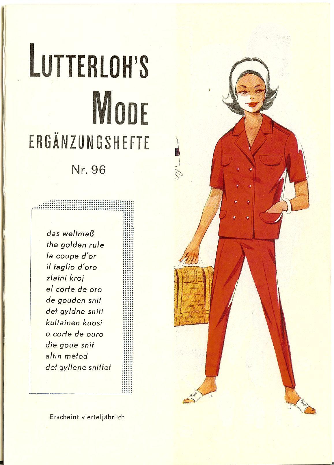 Lutterloh Supplement 96