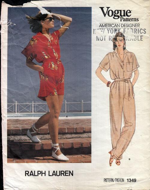 Penelope Rose vintage sewing patterns Ralph Lauren 1980s.jpg