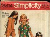 Simplicity 8814