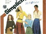 Simplicity 5207 A
