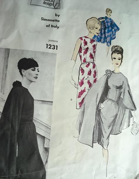 Vogue 1231 A