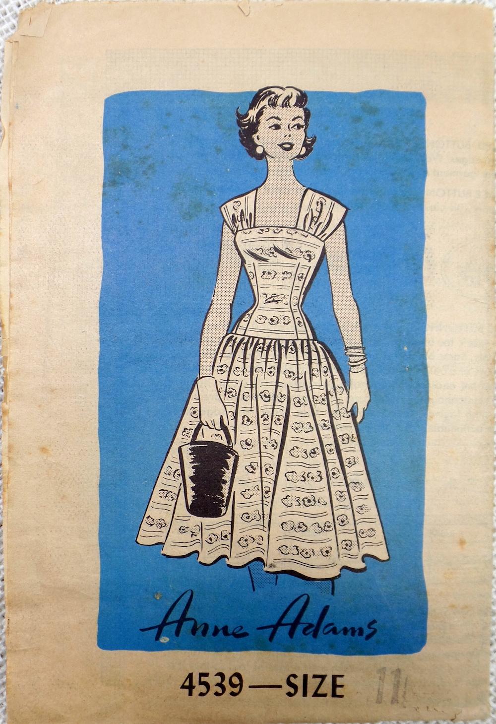 Anne Adams 4539 A