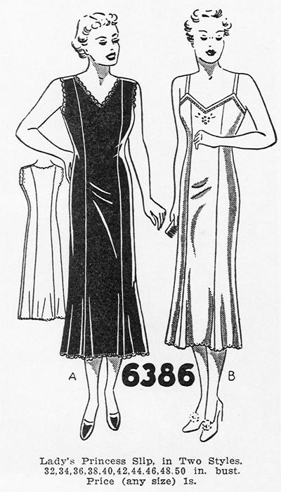 Madame Weigel's 6386