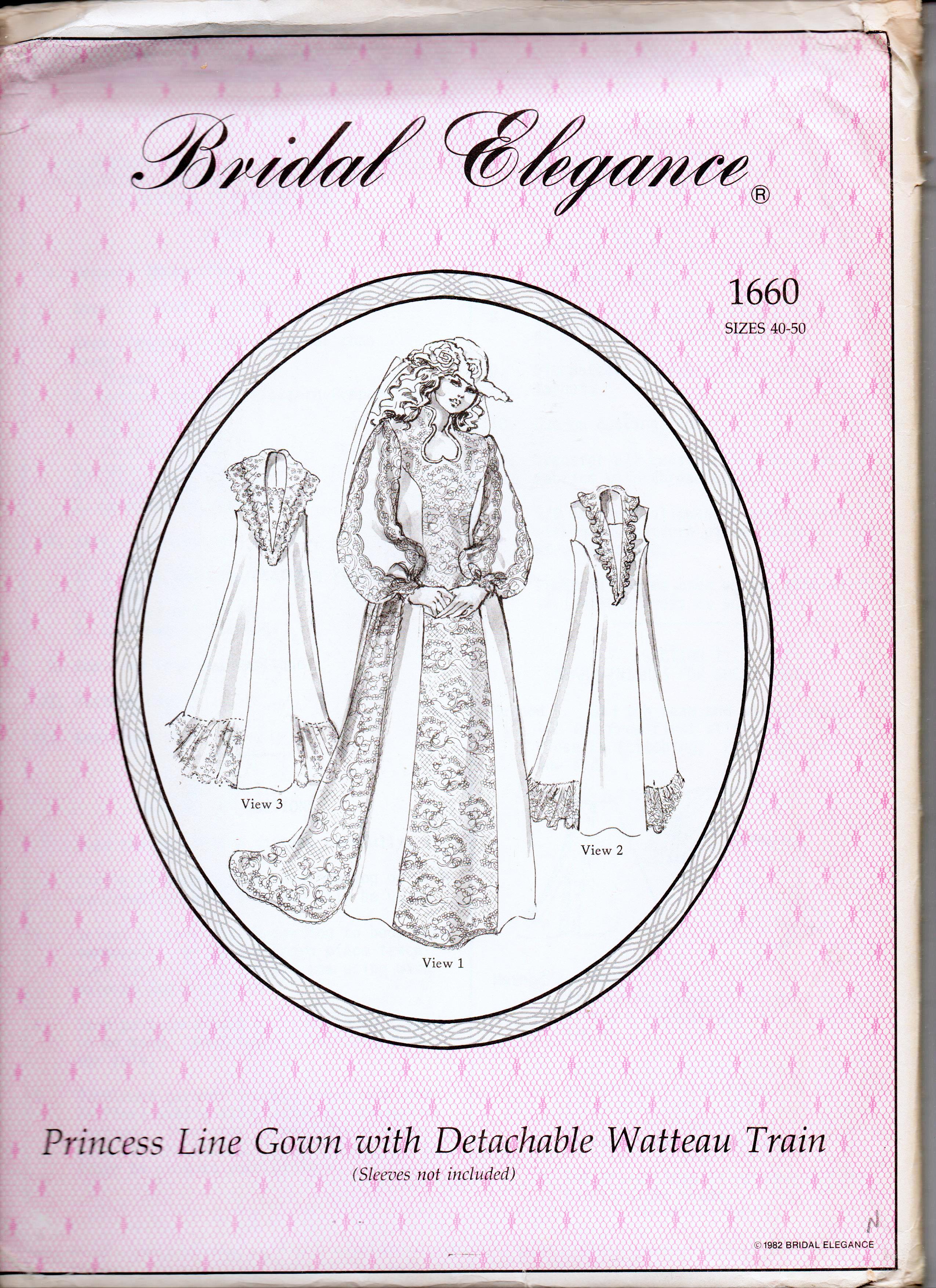 Bridal Elegance 1660