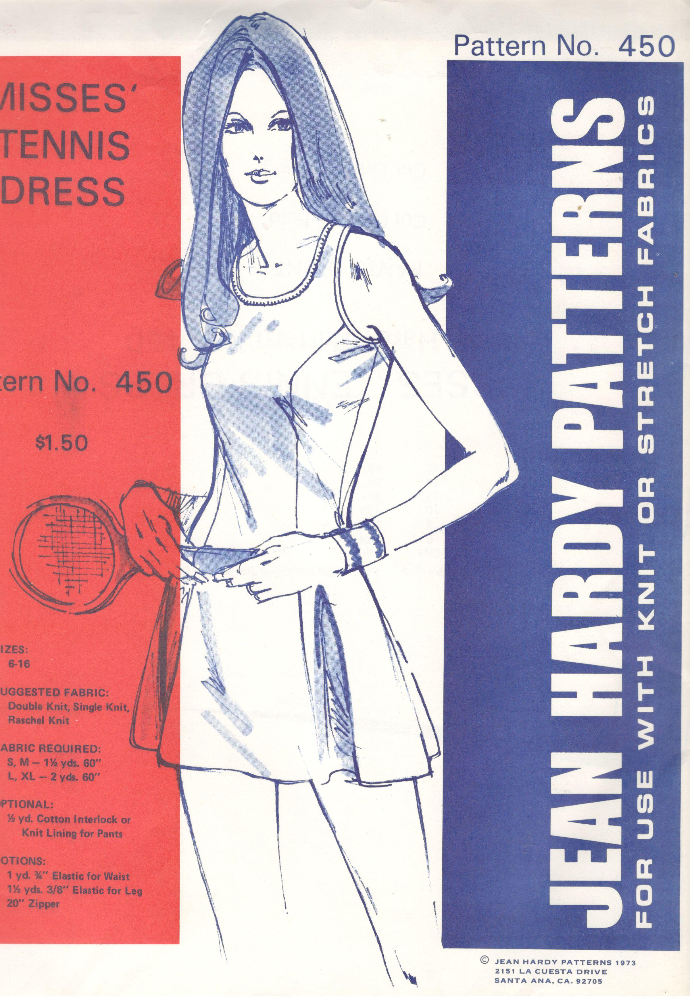 Jean Hardy 450