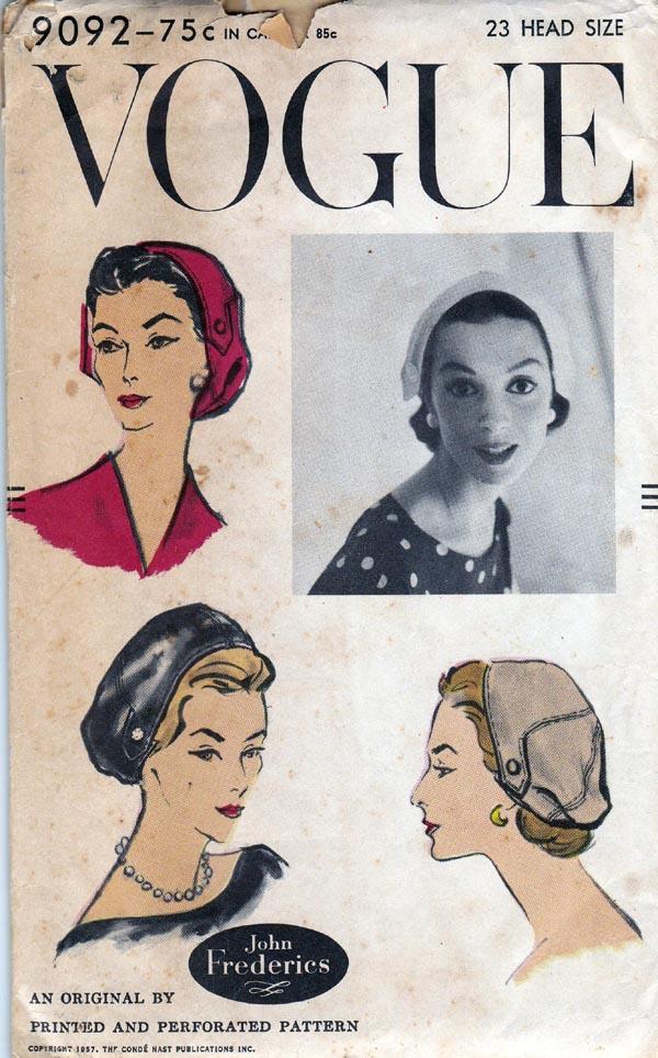 Vogue 9092 A