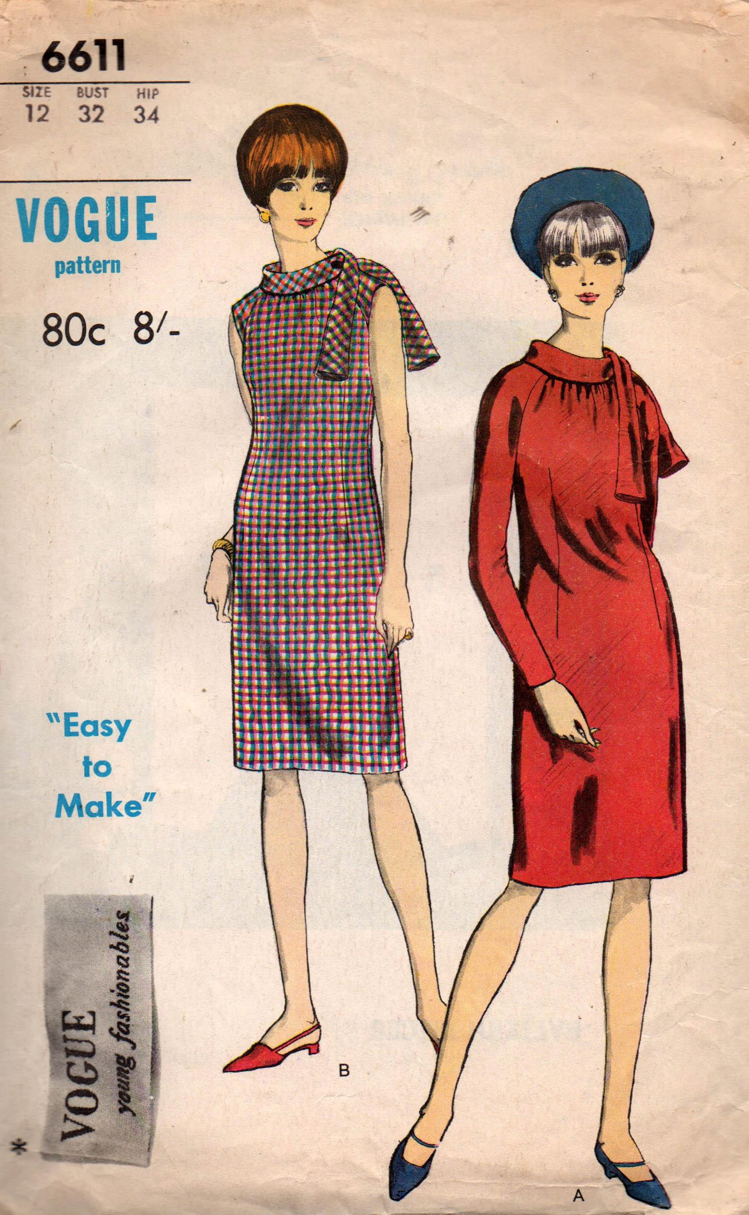 Vogue 6611 A