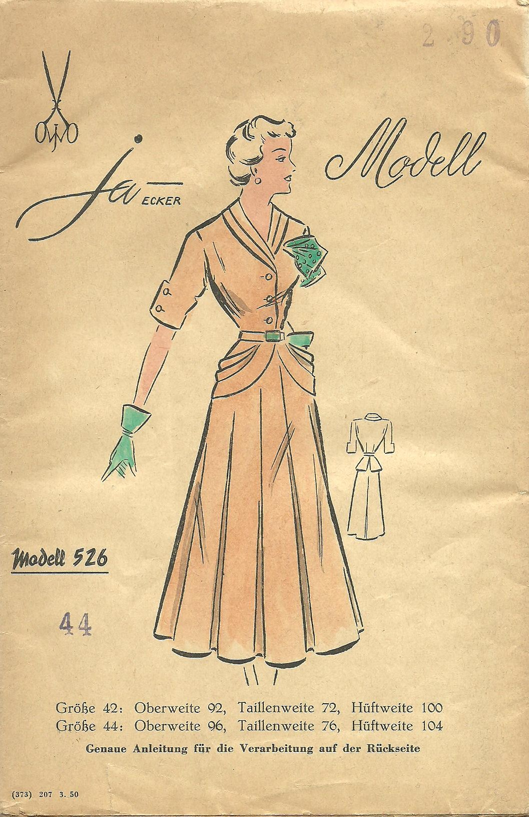 Jaecker Modell 526