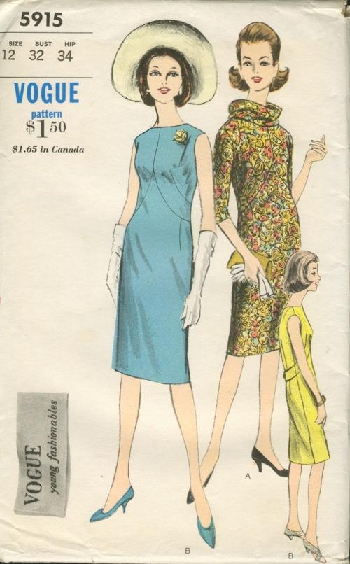 Vogue 5915
