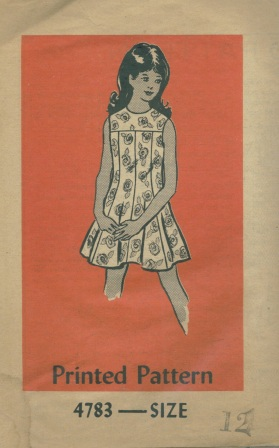 Anne Adams 4783 B