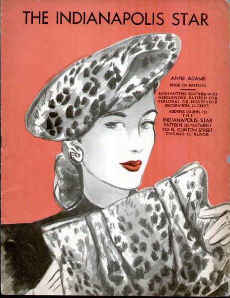 Anne Adams Catalog 1944