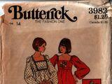 Butterick 3982