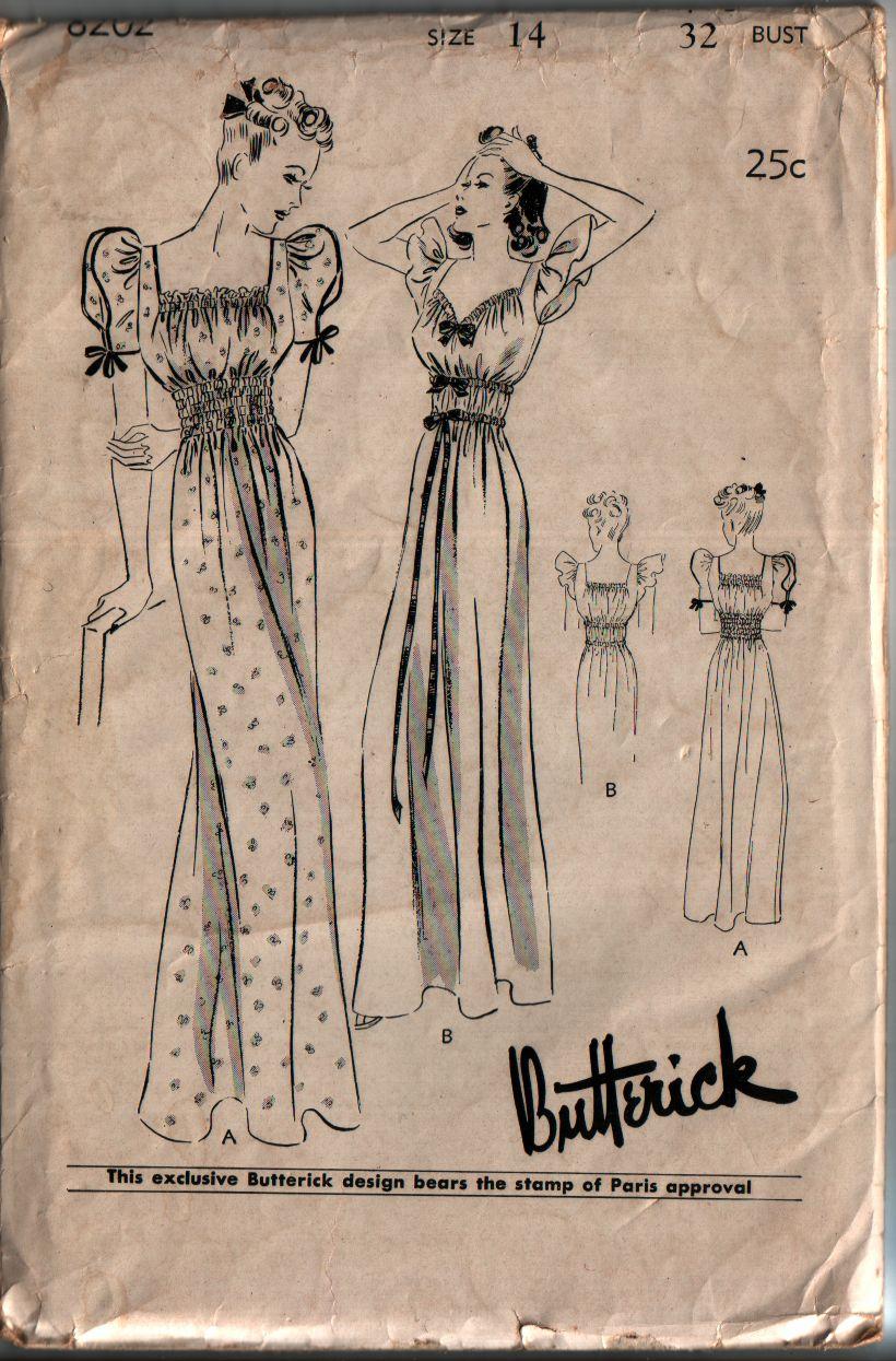 Butterick 8202