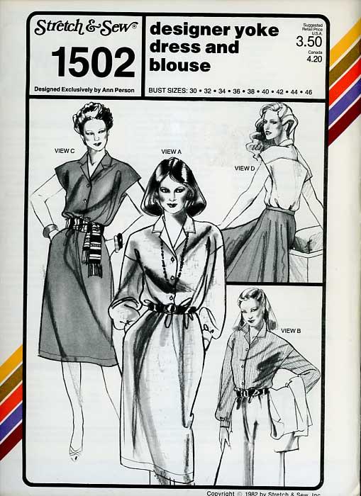 Stretch & Sew 1502