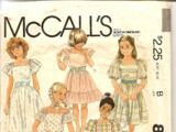 McCall's 8496