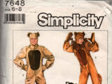 Simplicity 7648 B