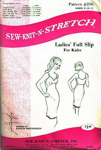 Sew-Knit-N-Stretch 236