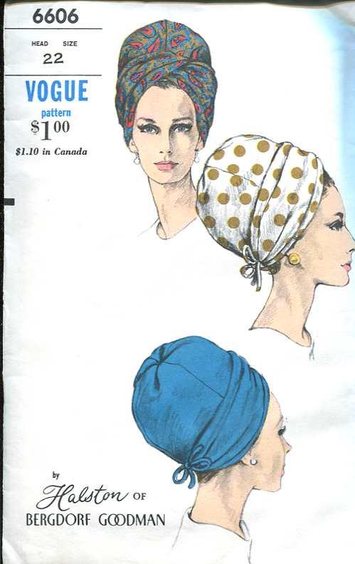 Vogue 6606
