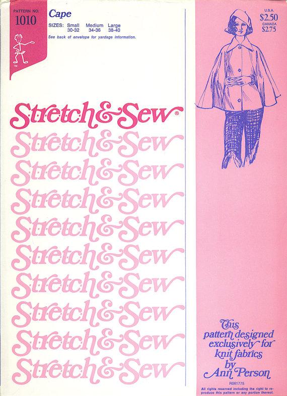 Stretch & Sew 1010