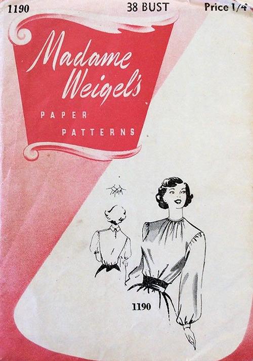 Madame Weigel's 1190