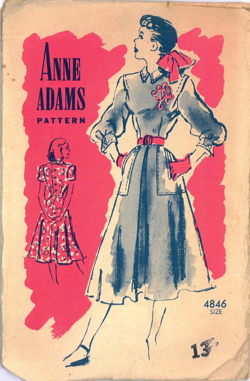 Anne Adams 4846