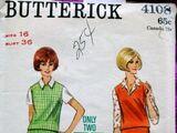Butterick 4108 B