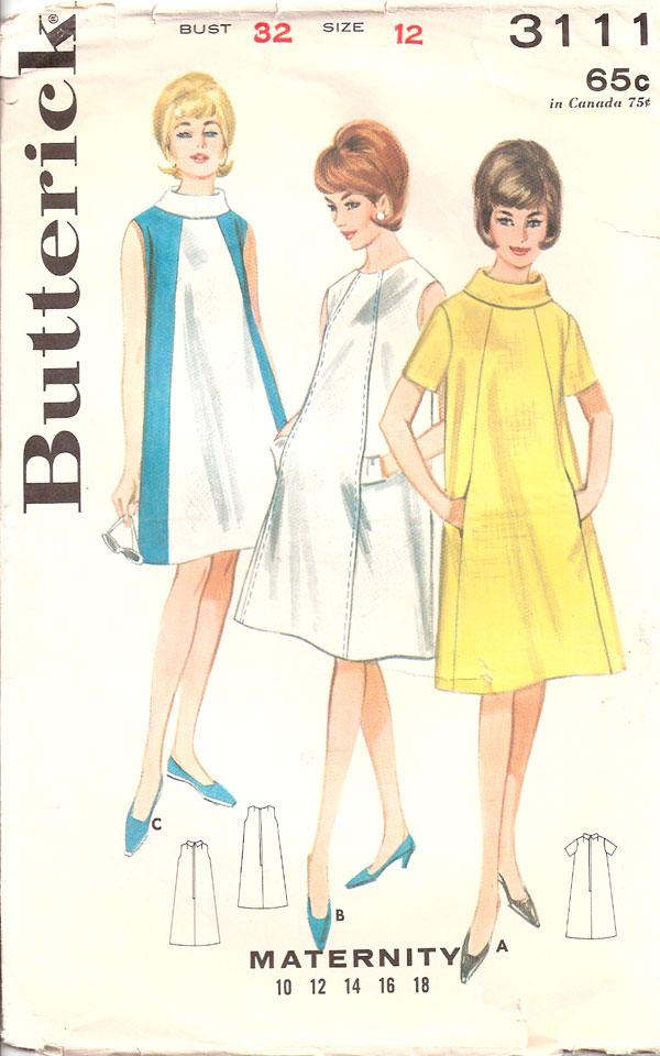 Butterick 3111