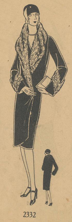 Butterick 2332 December 1928.png