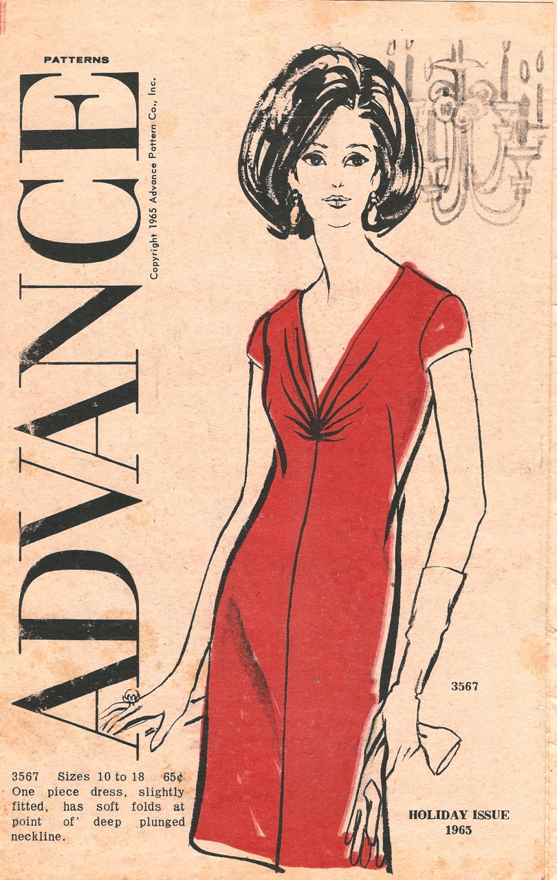 Advance Patterns Holiday 1965