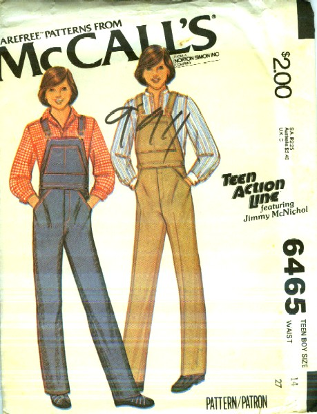 McCall's 6465 A