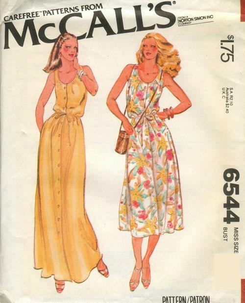 McCall's 6544