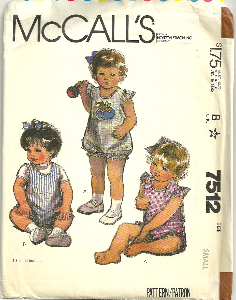 McCall's 7512