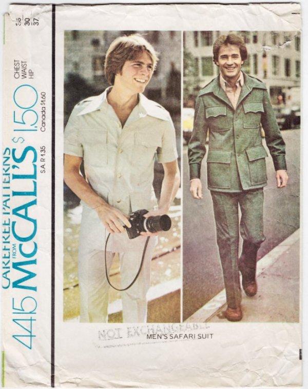 McCall's 4415 A