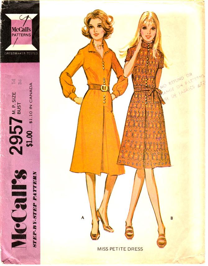 McCall's 2957