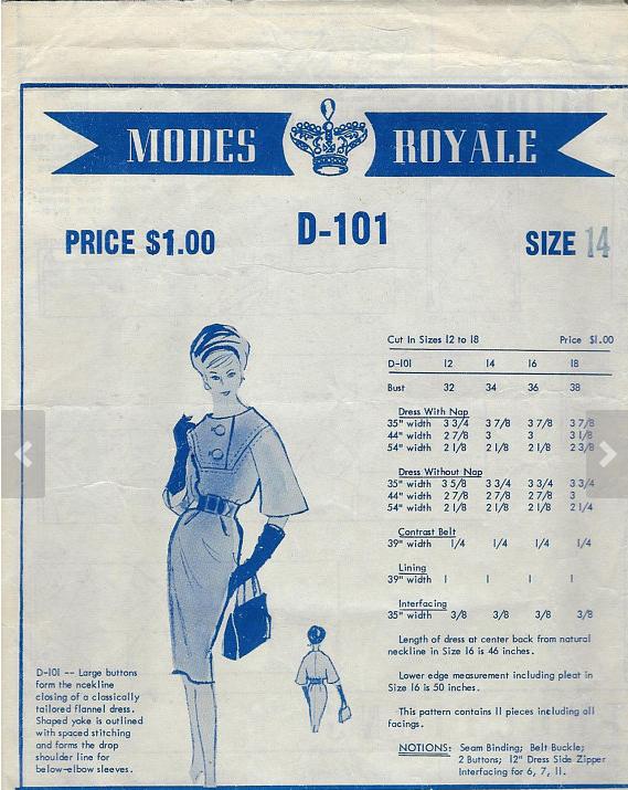 Modes Royale D-101