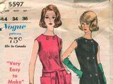 Vogue 5597