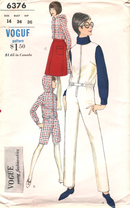 Vogue 6376