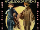 McCall Book of Fashions Winter Quarterly 1920