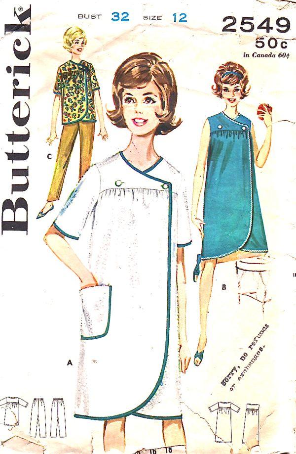 Butterick 2549