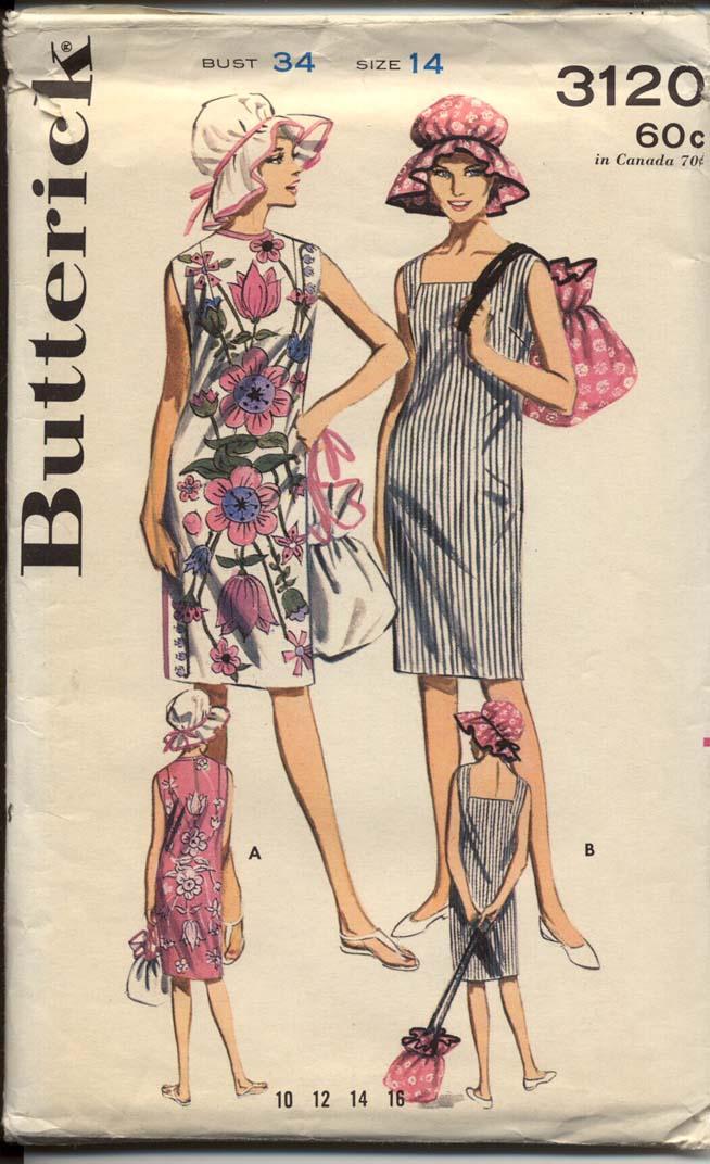 Butterick 3120 B