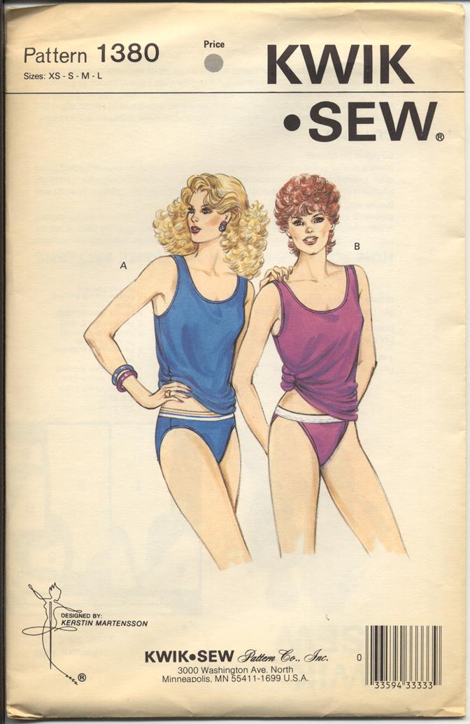Kwik Sew 1380