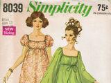 Simplicity 8039
