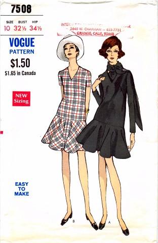 Vogue 7508